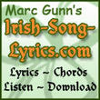Irish Song Lyrics for St Patrick's Day