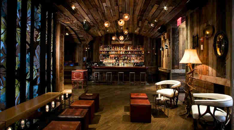 Aspen Social Club The Restaurant Of Stay Hotel New York
