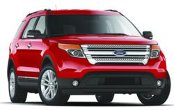 east bay ford store of san leandro announces availability of redesigned 2011 explorer the. Black Bedroom Furniture Sets. Home Design Ideas