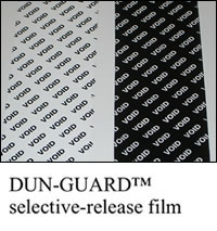 DUN-GUARD(TM) Selective Release Film