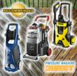 Pressure Washers Direct Announces Best Consumer Electric Pressure...