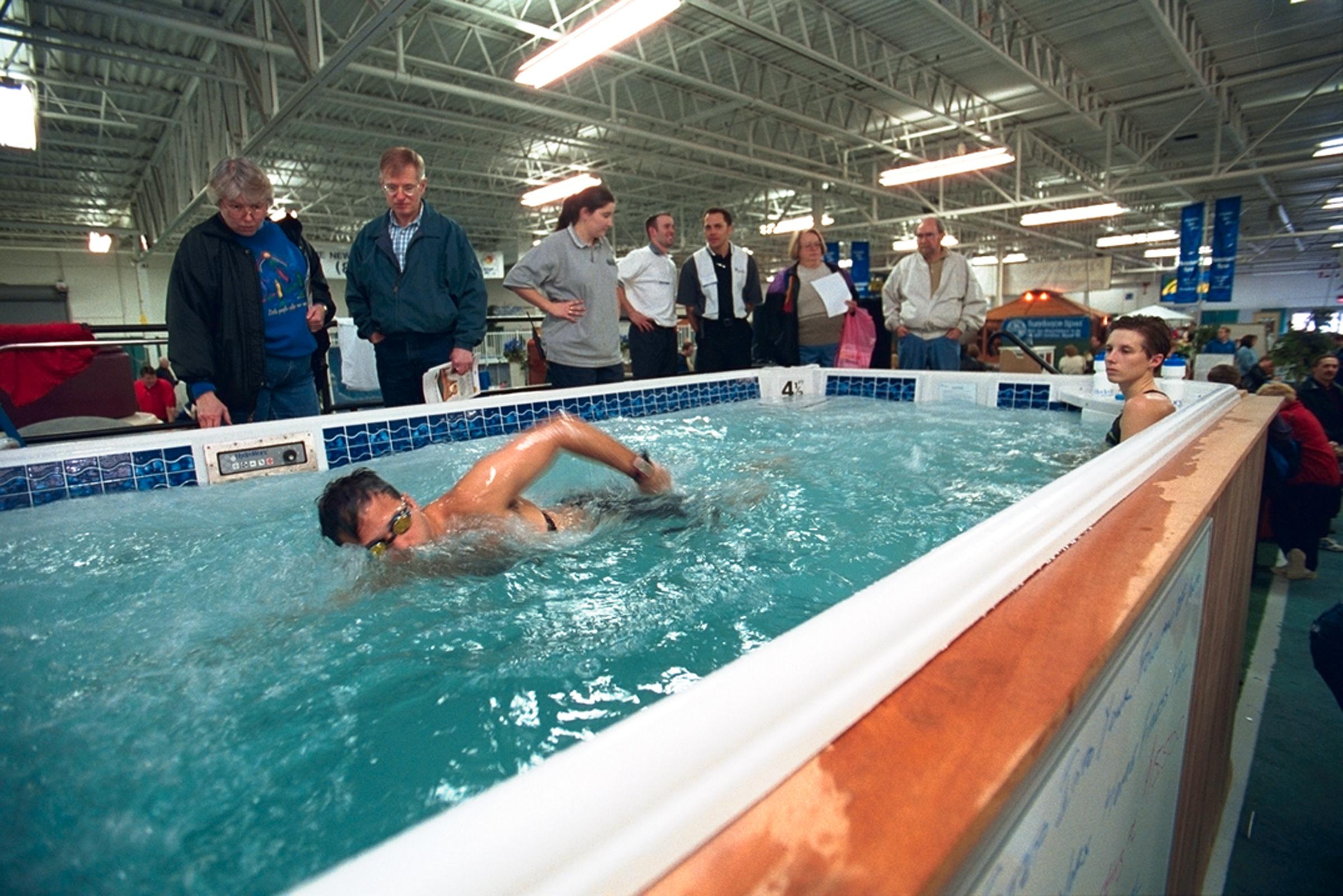 Novi Backyard, Pool & Spa Show Opens Friday, March 25