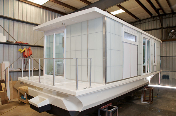 Metroship Reinvents The Houseboat Again