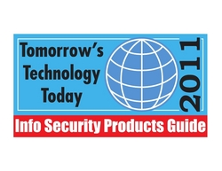 Info Security Tomorrow's Technology Today Award 2011