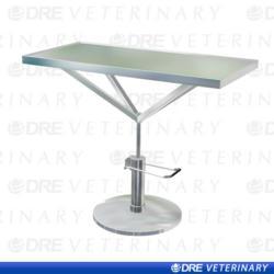 DRE Element Veterinary Economy Hydraulic Exam/Surgery Table