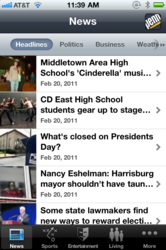 PennLive.com iPhone app