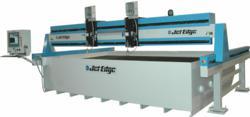 Mid Rail Gantry Waterjet Cutting System