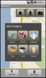 GPS Bookmarker for Android - Screenshot 1