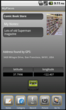 GPS Bookmarker for Android - Screenshot 4
