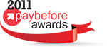 UPside Visa wins 2011 Paybefore award for best consumer-funded prepaid program