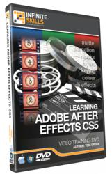 Adobe After Effects CS5 Training Cover Image