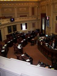 Virginia Senate Passes Online Notarization