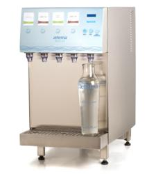 IRYS water and beverage dispenser