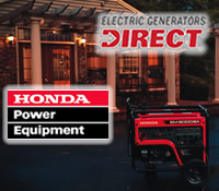 Honda Water Pumps @ Electric Generators Direct