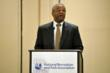 Deputy Secretary for the U.S. Department of Housing and Urban Development, Ron Sims