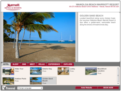 Waikoloa Beach Marriott Resort & Spa - VPowered Multi-Media Viewer