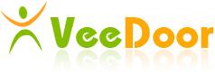 VeeDoor.com Logo
