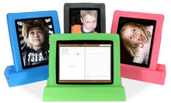 Big Grips Frame and Stand, the Ipad Case for Kid
