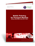 Mobile Ticketing for Transport Markets Report Image