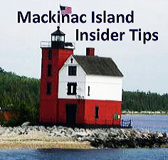 Your Mackinac Island vacation insider tips can be found on Mackinac Island Insider Tips website.