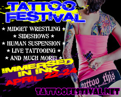 Tattoo Expo 2011