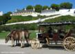 Fort Mackinac is a popular historic museum on Mackinac Island Michigan.