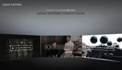 louis vuitton 2011-2012 fashion show homepage