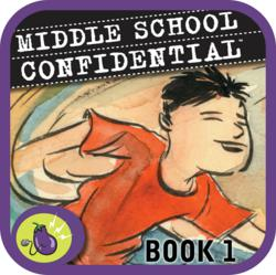 Be Confident in Who You Are: A Middle School Confidential Graphic Novel