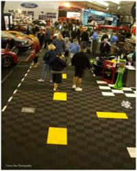 Event Floor at Barrett-Jackson Auction