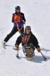 More than 200 volunteer adaptive ski instructors travel to Snowmass each year, paying their own transportation expenses, to assist with the National Disabled Veterans Winter Sports Clinic