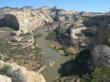 Yampa Canyon. Dinosaur National Monument.
