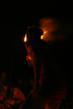 Mayan fire show Earth Hour 2010 at Hacienda Tres Rios