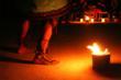 Hacienda Tres Rios Earth Hour Fire Show