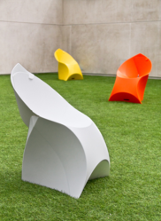 Flux Chair available exclusively at YLiving
