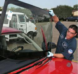 Auto Glass Replacement Denver