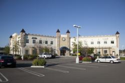 Sanford Hospital Sioux Falls >> Sanford Children's Opens Clinic Designed Like a Castle in Oceanside, CA