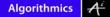 Algorithmics logo
