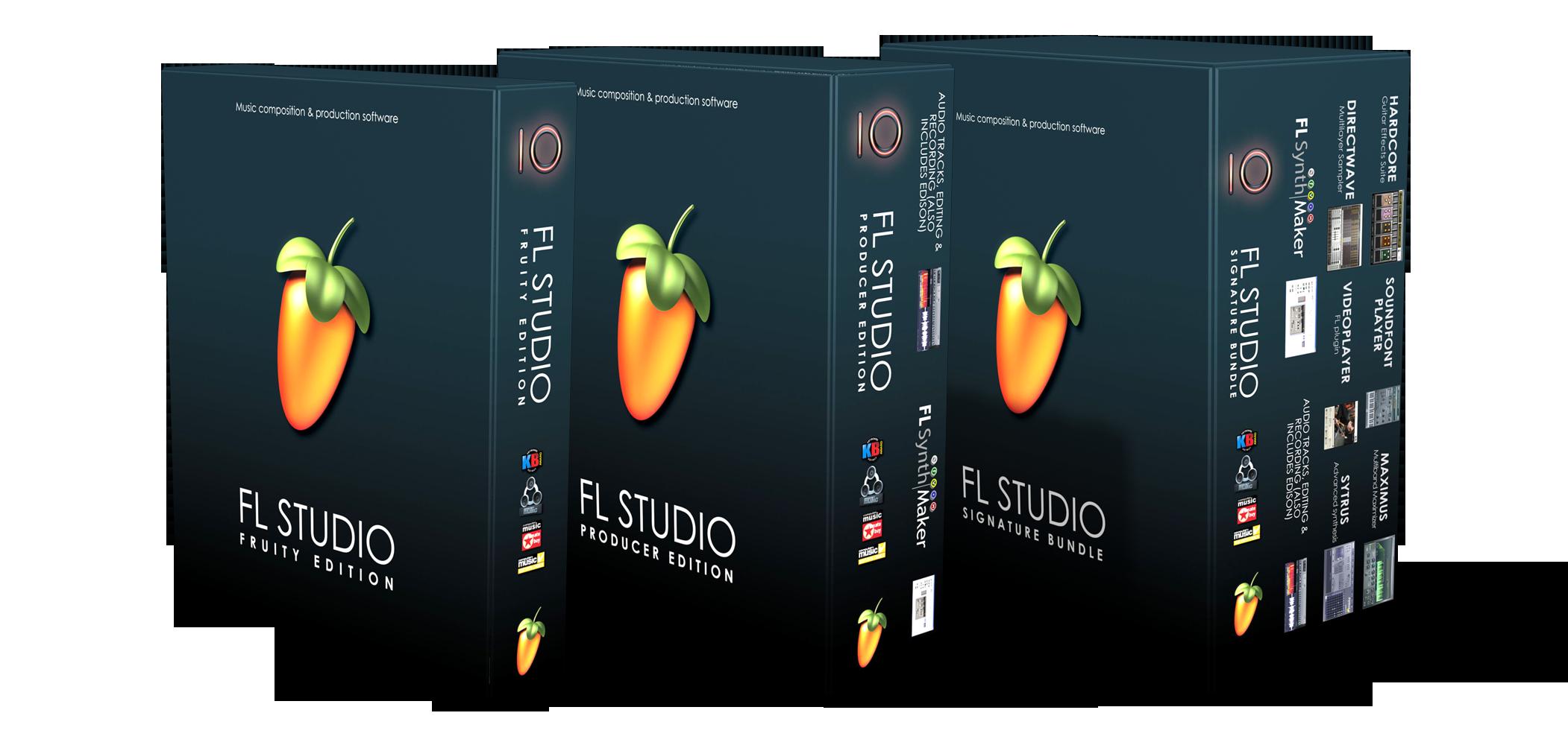 Image Line Software Announces Fl Studio 10 Audio