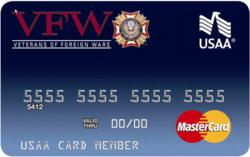 vfw usaa pair up on credit card investments. Black Bedroom Furniture Sets. Home Design Ideas