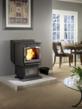Photo: pellet stove