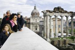 Rome is the last stop of our new Amazing Family Tours