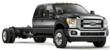 Propane Autogas Ford F-550 Chassis Cab