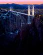 The Royal Gorge Bridge and Park is open year-round, for day and early evening visits.