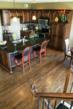 Kitchen area of The Weston by Rodrock Homes