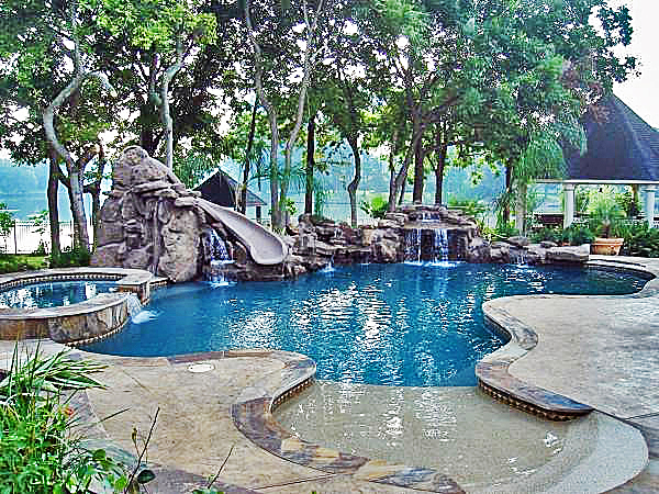 Swimming Pools Beaumont Tx