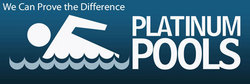 Platinum Pools' Logo