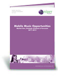 Mobile Music Opportunities Report Image