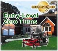 Best Entry-Level Zero Turn Lawn Mowers @ Mowers Direct