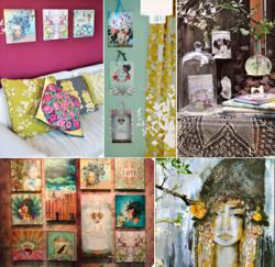 Luxe Arm Candy Totes Art Panel Prints Journals Water Bottles And More Available From Peace Love Decorating S E Commerce Boutique
