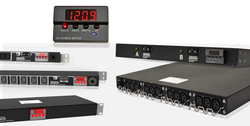Metered Rack Mount Power Strip - PDU